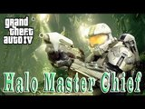 GRAND THEFT AUTO IV: HALO MASTER CHIEF