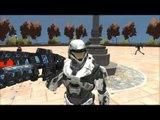 GRAND THEFT AUTO IV: HALO REACH SPARTAN WHITE