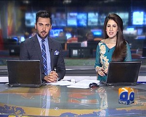 Geo News Headlines - 06 February - 2016 - 1100