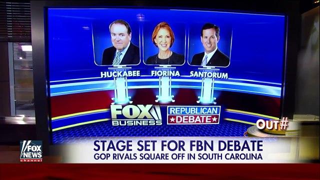 Republican infighting heats up ahead of first 2016 debate