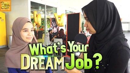 What's Your Dream Job | Prank Asia