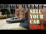 Grand Theft Auto IV: BLACK MARKET - Where to sell your vehicle