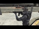 GTA IV 4 Mod Urban Weapons (AK47,Deagle,M4,Mp5,Uzi,...) AND Mod Player Splinter Cell Double Agent