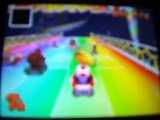 Mario Kart Ds Track Showcase Rainbow Road Video Dailymotion