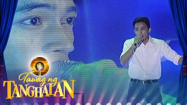 Tawag ng Tanghalan: Jan Michael Narag is the newest Tawag ng Tanghalan champion!