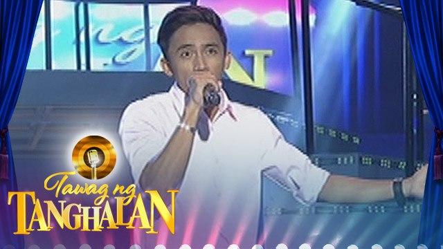 """Tawag ng Tanghalan: Jan Michael Narag - """"Lupa"""""""