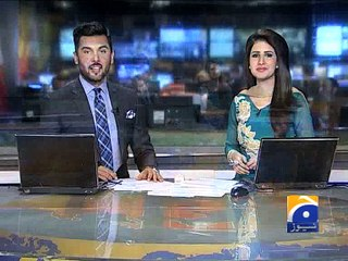 Geo News Headlines - 06 February 2016 - 1400