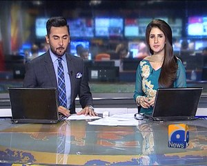 Geo News Headlines - 06 February 2016 - 1500