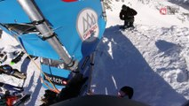 GOPRO Winning run-Sammy LUEBKE - Chamonix-Mont-Blanc - Swatch Freeride World Tour 2016