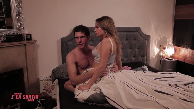 Comment s'en sortir quand tu te fais griller au lit avec une nana