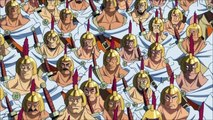 One Piece 659 preview HD + One Piece Movie 3D2Y preview