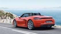 Porsche 718 Boxter S | 2017 | Footage | On Location | ATMO | Jan 2016