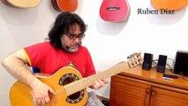 Best advice Paco de Lucia gave to all flamenco guitar players today (Learn Improvisation) Ruben Diaz online teacher skype Spain / Learn flamenco online