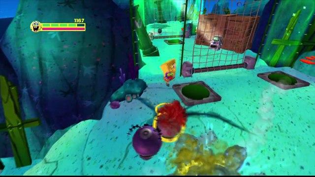 SpongeBob SquarePants: Planktons Robotic Revenge [HD] - Dutchmans Hollow