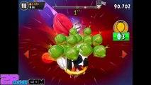 Angry Birds Go! DAY6 AIR VERSUS HARO STUNT VERSUS HARO Walkthrough [IOS]