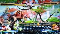 Street Fighter X Tekken Gameplay: Part 5 French Ninja Invasion