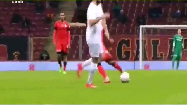 Galatasaray - Karşıyaka 3-1 2016