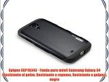 Spigen SGP10343 - Funda para móvil Samsung Galaxy S4 (Resistente al polvo Resistente a rayones
