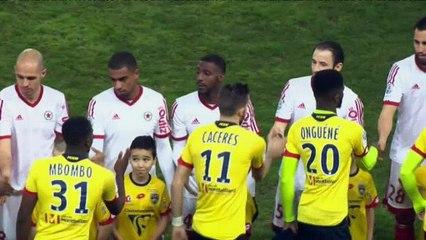 Sochaux s'incline face au Red Star - 5 février 2016