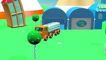 Retroexcavadora, camión, grúa, tren : Truck City compilación de camión de construcciones