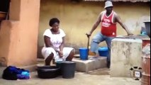 Nollywood Clips: Uwakwe the Butcher discuss about his girlfriends with neighbour