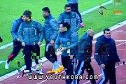 هدف مباراة حرس الحدود و المقاولون العرب (0 - 1) | الأسبوع السابع عشر | الدوري المصري 2015-2016