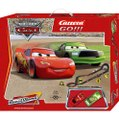 Disney Pixar Cars Track Set With Lightning McQueen Abc Alphabet Song Peppa Pig Surprise Play Doh surprise eggs toy barbie - Pig George e Peppa Pig Play Doh Mater & Chick Hicks Takara Tomy