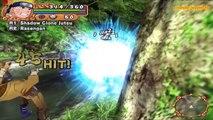 Naruto Uzumaki Chronicles 2 Walkthrough Part 18 Destroy the Orb! Leaf & Sand Team Up! 60 FPS