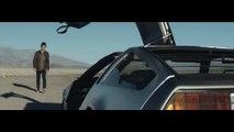 Nouvelle pub pour la nouvelle DeLorean DMC-12