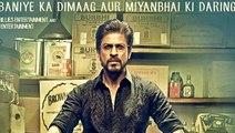 RAEES -Teaser 2- Shahrukh Khan- Nawazuddin Siddiqui- Mahira Khan