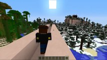 Minecraft   EXTREME PARKOUR MOD! (Smart Moving Parkour Film!)   Mod Showcase