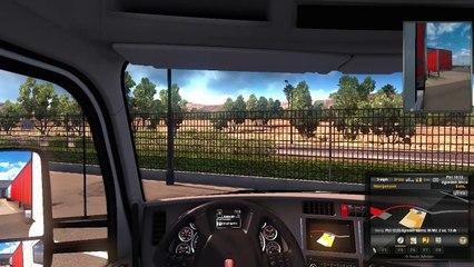 American Truck Simulator İncelemesi  -TÜRKÇE