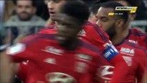 0-1 Christophe Jallet Goal France  Ligue 1 - 06.02.2016, Angers SCO 0-1 Lyon