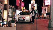 LES TWINS Times Cop in NYC   YAK FILMS New Style Hip Hop