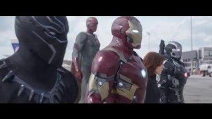 Marvel's Captain America- Civil War - Big Game Spot