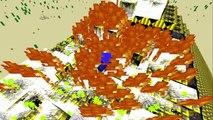 【マインクラフト】サーバー崩壊!核兵器ピラミッド!【TNT爆弾】