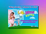 IQ Plus Syrup on Flawless Underarms (KIDSPOT) Studio 23 GENERATION RX