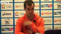 Montpellier : un duel Mathieu-Gasquet en finale