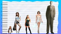 How Tall Is Barbara Palvin? - Height Comparison!