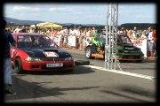 Fiat 126 P [Drag Polski] Vs. Honda Civic VTI Drag Race
