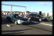 Honda Civic VTI 5. Gen Vs. Honda Civic VTI 6. Gen Drag Race