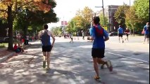 Sports-Quest - End of the Marathon Montreal 2014