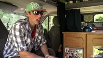 A Climbing Life On The Road - Inside The Pro Climbers Camper Van | EpicTV Climbing Daily,