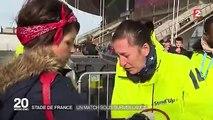 Stade de France : le match de rugby France - Italie était sous haute surveillance
