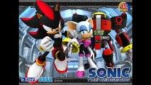 Top 3 dos  temas mais fodas dos três ouriços de Sonic 2006