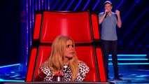 Vangelis performs 'Do You Really Want To Hurt Me' - The Voice UK 2016- Blind Auditions 5