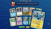 Opening 20(ish) Pokemon Trading Card Games Online Packs! I Sing Too Much.
