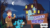 Blues Clues Ghost Hunt - Ghost Hunt Game
