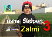 Inshal Mehmood Support Peshawar Zalmi After Great victory Yahoo 2nd video