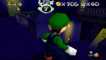 Lets Play Luigis Mansion 64 Part 11: Luigi VS. ..König Buu Huu?